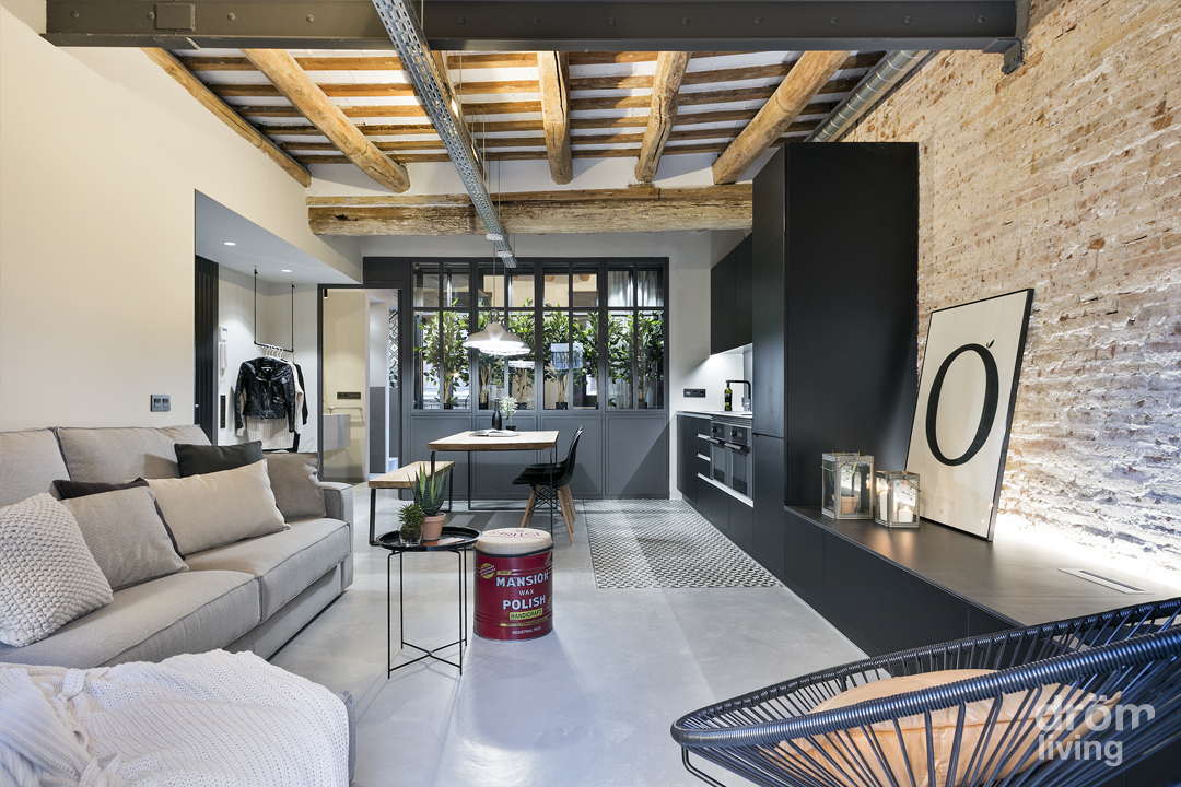 24 loft barcelona 2015 for Decoracion industrial