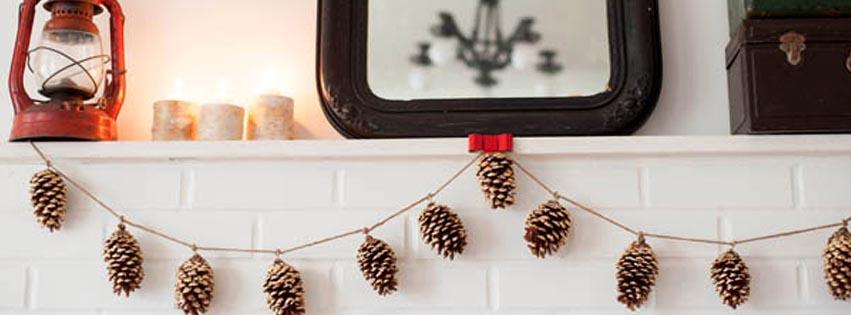 decoración navideña handmade