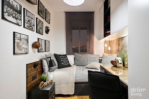 C mo aprovechar los espacios en - Como aprovechar espacios pequenos ...
