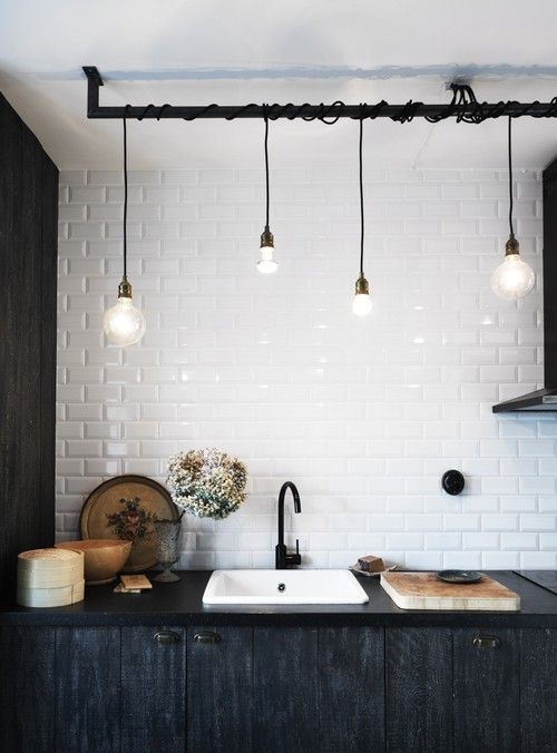 iluminacion baño bar