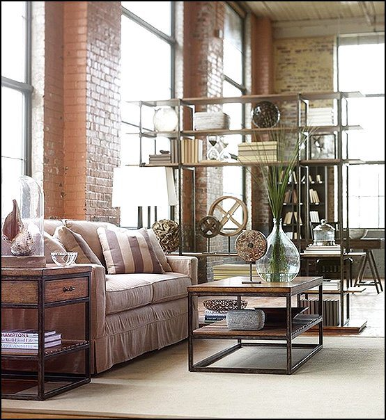 Industrial Bedroom Decor: Decoración De Loft Industrial: 4 Aspectos Clave Para