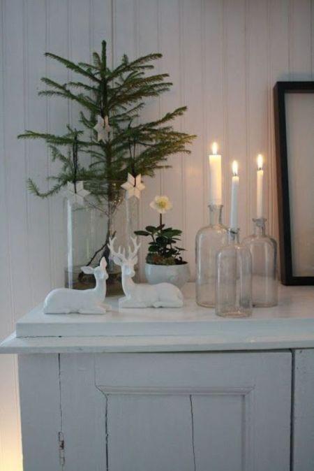 decoracion navidad estilo nordico