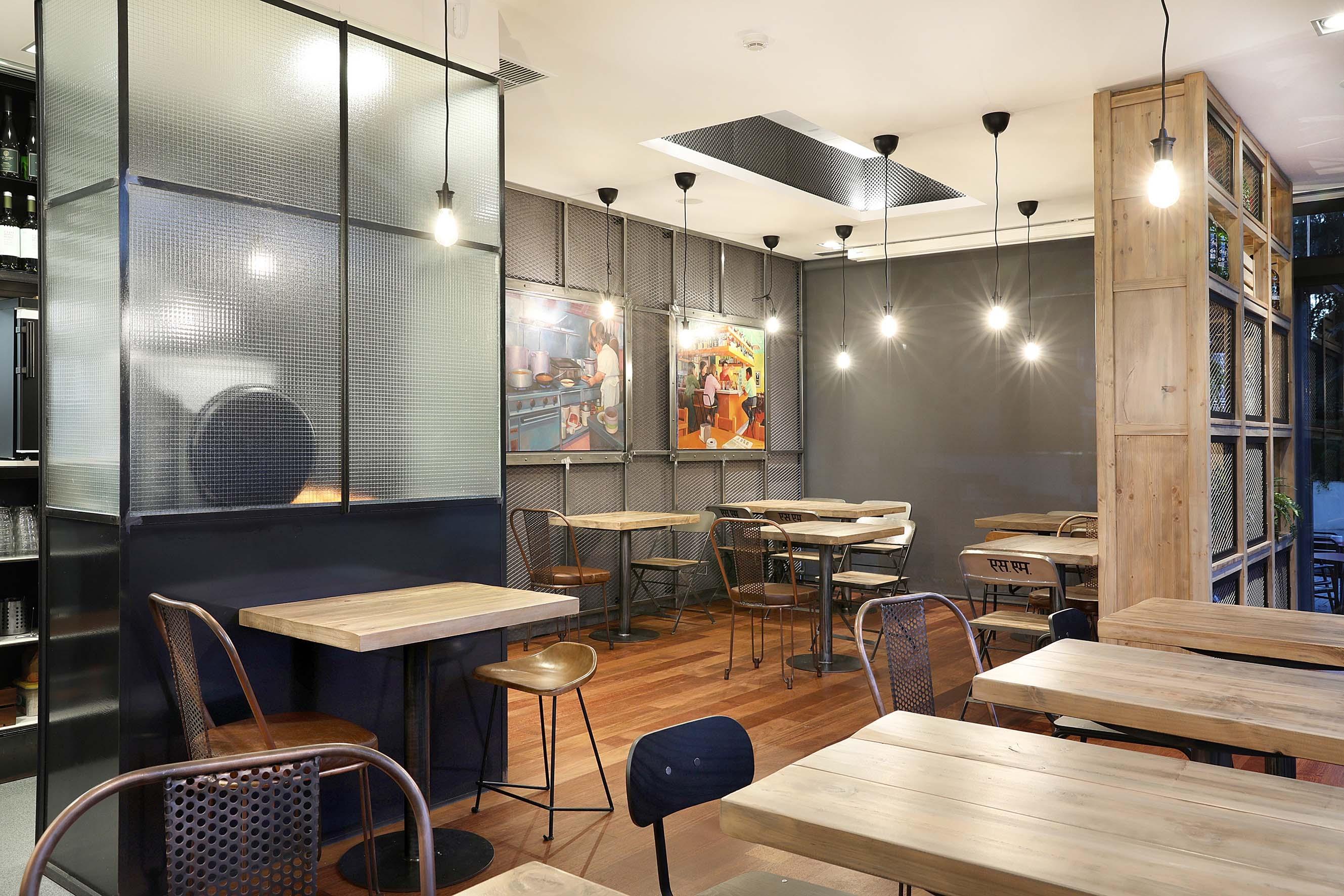Reforma integral del restaurante Cassola del Mercat, dröm living